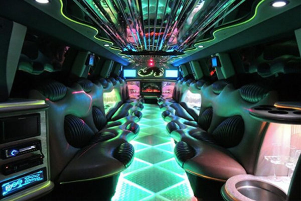 14 Person Hummer Limo Rental Atlanta