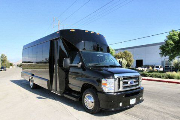 20 Person Party Bus Atlanta