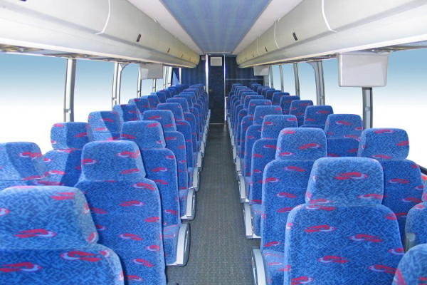 50 Person Charter Bus Rental Atlanta