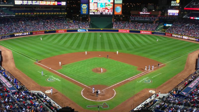 Party Bus Service Turner Field Atlanta