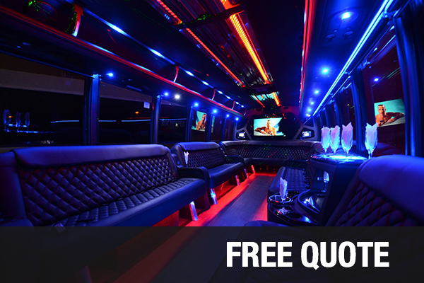 Party Buses For Rental Atlanta