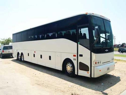 Atlanta 56 Passenger Charter Bus